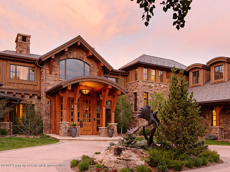 Aspen luxury real estate aspen 4 sale patricia marquis for Most expensive homes in colorado